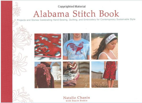 This Month S Book Review Alabama Studio Sewing Design A Guide To Hand Sewing An Alabama Chanin Wardrobe By Betsy Muse The Sewing Machine Lady