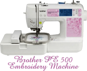 Brother-PE500-Embroidery-only-Machine