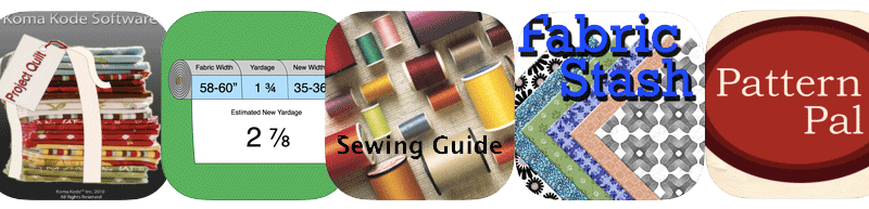 Sewing Apps