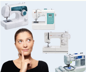 Sewing Machine Choices